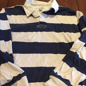 Men's Izod Rugby Shirt